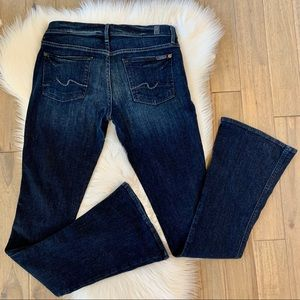 7 For All Mankind Kaylie Bootcut Jeans